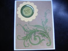 Common Greetings~Baby card