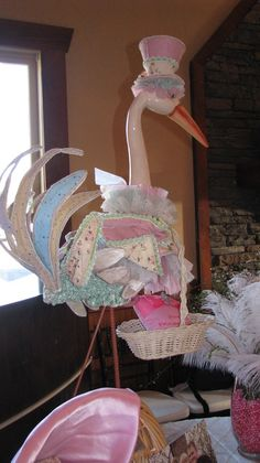 """Photo 1 of 22: Vintage Princess / Baby Shower/Sip & See """"Jessica and Ava's baby shower."""" 