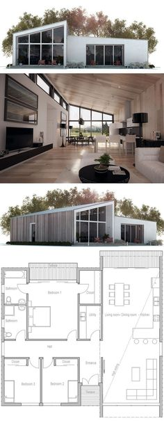 Container Houses, Container Homes