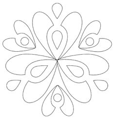 Hand Embroidery and Its Types - Embroidery Patterns Quilting Templates, Machine Quilting Designs, Hand Quilting, Quilt Patterns, Design Patterns, Hand Embroidery Patterns Free, Embroidery Flowers Pattern, Hand Applique, Blackwork Embroidery
