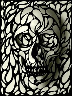 Skull by Ali GULEC