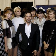 Marc Jacobs Time At Louis Vuitton May Be Over