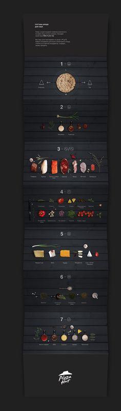 Food menu design on Behance                                                                                                                                                     More