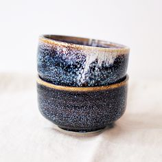 Neest — Galaxy bowl chawan by Emilie Pedron available on...