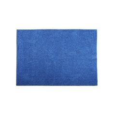 Shag carpet royal blue 54 x 96