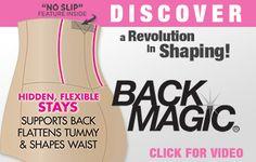 a234e30ed Back Magic® - Features - TC®. ContourShapewearMagicContouring