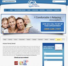 We are the top dentist marketing company in the area.