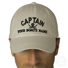 3226cc54c0a16 Captain Baseball   Trucker Hats