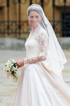 Catherine Middleton & Prince William, April 29, 2011