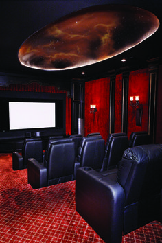1000 images about spectacular home theaters on pinterest Home theater colors