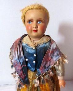 antique French La Venus Doll...probably  1930's....needs a bit of TLC, but still a beauty