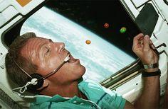NASA's Space Food Hall of Fame