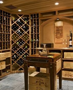 1000+ images about Wine Cellar Decorations on Pinterest | Wine cellar, Wine crates and Wine rooms