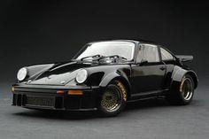 a 1976 Exoto Porsche 934 RSR