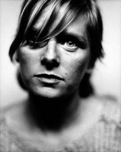 An Miller (1974) - Flemish actress. Photo © Stephan Vanfleteren