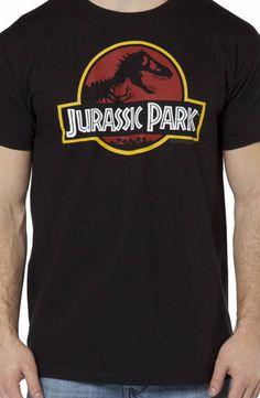 Jurassic Park Shirt: Movies Jurassic Park T-shirt