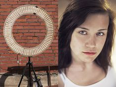Over the past half year, Latvian photographer Gvido Mūrnieks has been testing out a DIY ring light he made for himself. The light is large enough to shoot