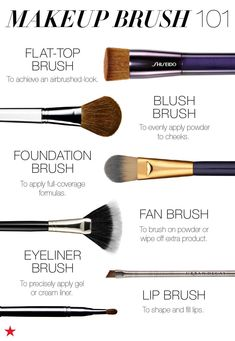One thing a painter and a makeup artist have in common: neither can create a masterpiece without the right brushes. So, isn't it time you stocked your beauty bag like a pro? The correct tools for the trade will help you get the most out of all your amazing makeup for a beauty look like never before. Check out a few of our favorite brushes then click to shop at Macy's.