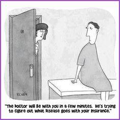 Insurance humor