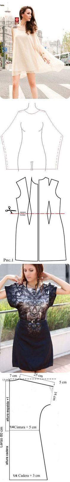 Модные фасоны платьев в этом сезоне. Выкройки модных платьев   Женская книга