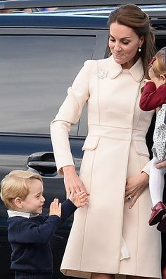kate,charlotte and george-#proud mother