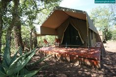 Is currently offering a discount for the long weekend in September. Tent Camping, Camping Hacks, Glamping, Kruger National Park, National Parks, Luxury Tents, Outdoor Furniture, Outdoor Decor, Lodges