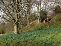 The Weir Garden, near Hereford. National Trust