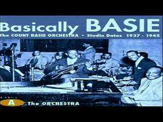 Count Basie Orchestra 1938 ~ Doggin' Around