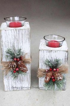 Gorgoeus Holiday Weihnachten Craft Home Deko-Ideen, You are in the right place about Decoupage letters Here we offer you the most beautiful pictures a Christmas Wood Crafts, Outdoor Christmas, Christmas Projects, Holiday Crafts, Home Crafts, Christmas Holidays, Christmas Wreaths, Holiday Decor, Christmas Ornaments