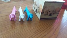 Dog pens from grandma