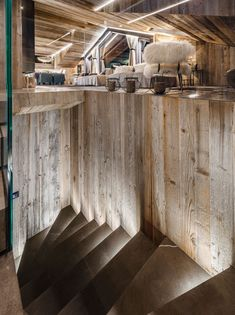 Shades of Gray Luxury Chalet in Cortina D'Ampezzo by Gianpaolo Zandegiacomo - CAANdesign Chalet Interior, Interior Design, Grey Pictures, Chalet Style, Construction, Mountain Living, Wooden House, Shades Of Grey, Architecture Design