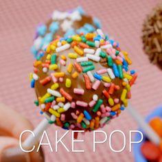 Buffet Dessert, Dessert Bars, Fun Baking Recipes, Sweet Recipes, Como Fazer Cake Pop, Starbucks Cake Pops, Fun Desserts, Dessert Recipes, Easy Pumpkin Carving