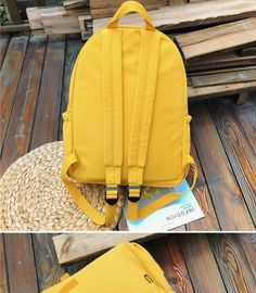 Waterproof Nylon Multi Pocket Travel Backpack for Women College Backpack Women, Backpack For Teens, Preppy Backpack, Backpack Travel Bag, Bags For Teens, School Bags For Girls, Nylons, Waterproof Backpack, Cute Bags