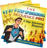 6 Step Sponsoring Sequence Pro Blueprints