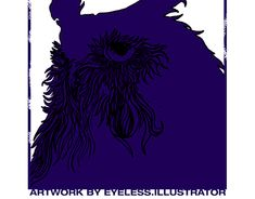 Wacom Intuos, Graphic Design Illustration, New Work, Owl, Batman, Behance, Profile, Gallery, Creative