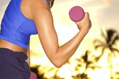 5 Exercises to Ditch Arm Flab Forever