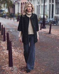 Wrap London - Anais cape coat www.wraplondon.co.uk