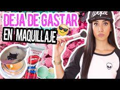 10 TRUCOS para CREAR TU KIT DE MAQUILLAJE CASERO   Claudipiaachic - YouTube