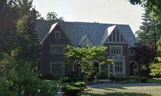 Meridian-Kessler home in Indianapolis (general inspiration for 1920s English Tudor style)