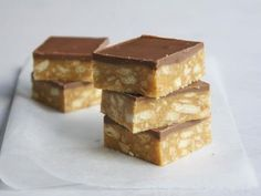 Caramel Hedgehog Slice - Add a few tbps of cocoa for chocolate