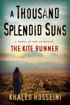 Kite Runner was so depressing, but an amazing book... I guess this will have to be on the list.