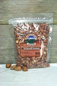 Dry Roasted Hazelnuts 1 lb 21601