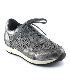 info for 3bb97 71dfe Love this Gray Jude Sneaker on  zulily!  zulilyfinds Paljetter, Ryggsäckar,  Skor