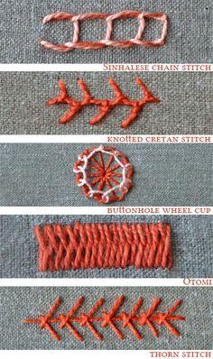 Stitch Lexicon Round 19