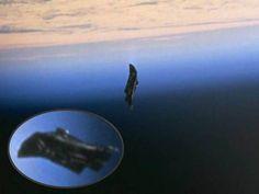 Ufo Evidence: Satélite Alien