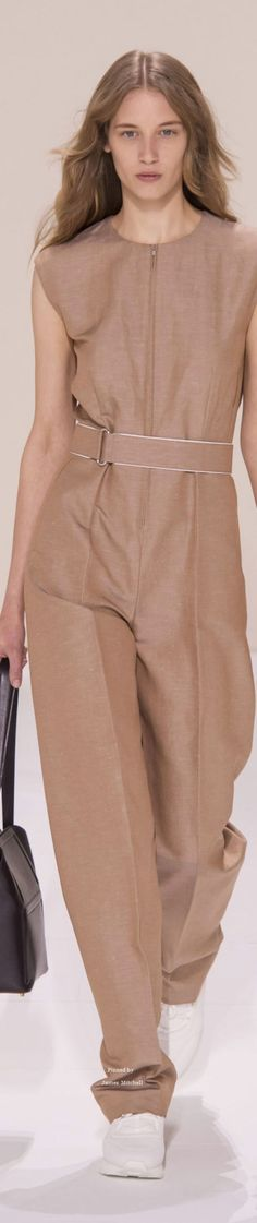 Hermès Collection Spring 2016 Ready-to-Wear women fashion outfit clothing style apparel @roressclothes closet ideas
