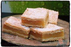 German Desserts, Just Desserts, Czech Recipes, Ethnic Recipes, Deutsche Desserts, Brownie Bar, Apple Slices, Apple Cake, Cornbread
