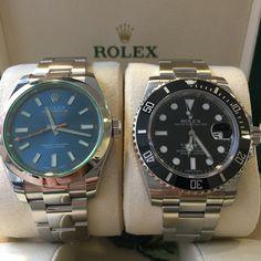 33b23dfec1c Grab a preowned bargain! Ceramic Submariner or Blue dial Milgauss
