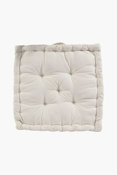 Cotton Mattress Cushion, 50x50x10cm - Shop New In - Home Décor - Sho Bed Pillows, Cushions, Decks And Porches, Home Decor Shops, Mattress, Pillow Cases, Cover, Cotton, Dining Room