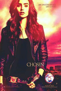 Clary Fray. The chosen. #TMIMovie